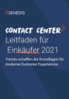 Conact Center-Leitfaden für Einkäufer 2021